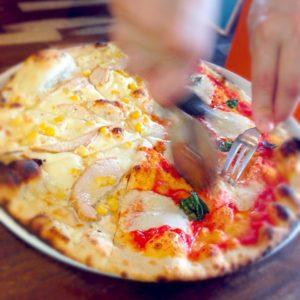 ピッツェリア ケンチ pizzeria kenchi 薪窯 ピザ イタリアン イメージ